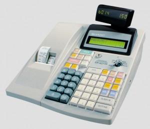 Kasa fiskalna Sharp 277PS