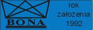 Logo Bona Marek Grochala kasy fiskalne